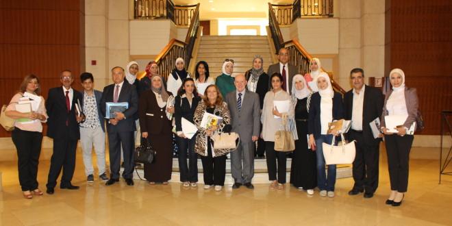"""ندوة حوارية حول"""" الحماية القانونية للنساء وفق مبادئ القانون الدولي الإنساني"""""""