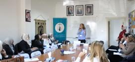 دورة تدريبية حول الاتفاقيات الدولية المتعلقة بحقوق المرأة يوم السبت الموافق 12/11/2016
